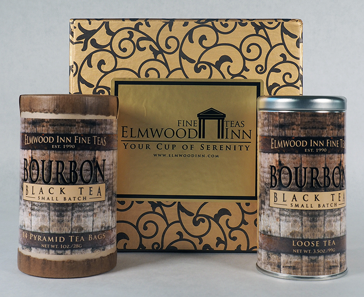 Elmwood Inn Fine Teas Bourbon Black Tea
