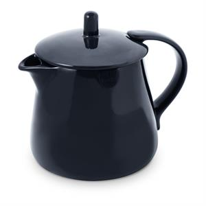 Teabag Teapot - 12 oz Black