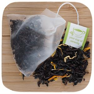 Bourbon Black Tea Pyramid Sachets