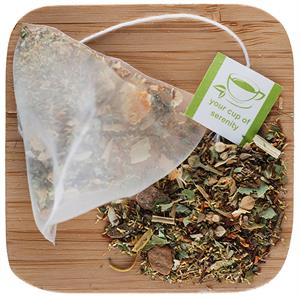 Cup of Serenity Pyramid Sachets