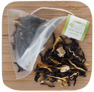 Great American Brass Band Festival Tea Pyramid Sachets