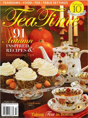 eaTime Magazine - Sept/Oct 2013