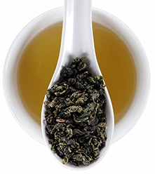 Black Dragon Oolong Tea