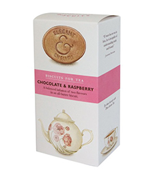 English Tea Biscuits - Chocolate & Raspberry