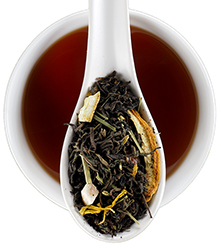 Lemon Pineapple Black Tea