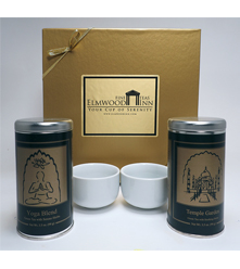 Namaste Gift Box - Yoga Blend & Temple Garden