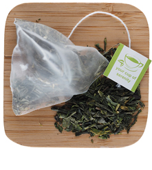 Sencha Green Tea Pyramid Sachets