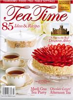 TeaTime Magazine - Jan/Feb 2016