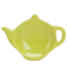 Tea Bag Holder - Green