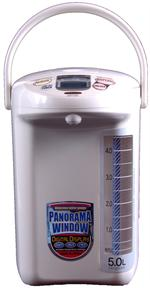 Zojirushi Electric Water Heater - 5-Liter CD - LCC-50