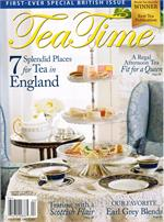 TeaTime Magazine - Mar/April 2016