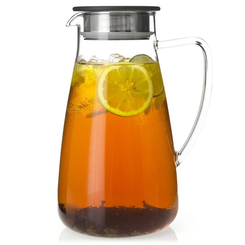 Cold Tea Flask with Filter Top