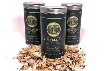 Loose Tea Packaging from Elmwood Inn Fine Teas