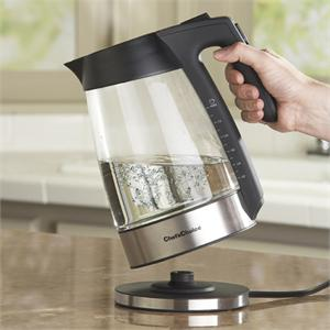 Chef's Choice Glass Electric Kettle
