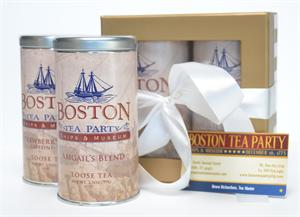 Boston Tea Museum Commemorative Box