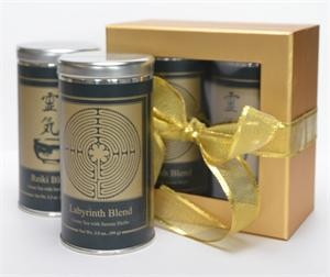 Blended Spirits Tea for Two - Labyrinth & Reiki Blends