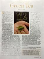 Green Tea: A Quest for Fresh Leaf & Timeless Craft