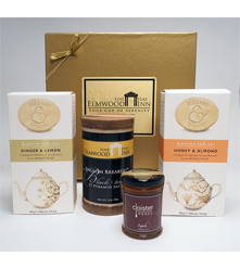 English Tea Time Gift Box - Pyramid Sachets