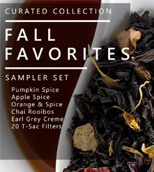 Fall Favorites Tea Sampler