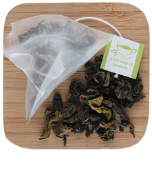 Moroccan Mint Green Tea Pyramid Sachets