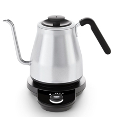 Oxo gooseneck kettle with temperature control
