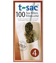 T-Sac #4, Box of 100