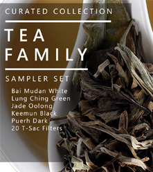 Tea Family Sampler