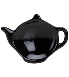 Tea Bag Holder - Black