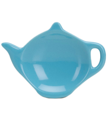 Tea Bag Holder - Turquoise