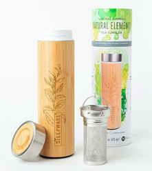 Natural Elements Tea Tumbler