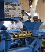 Rotorvane machine