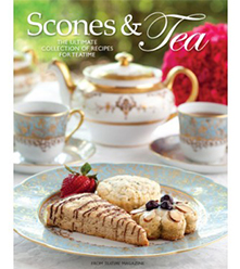 Scones & Tea: The Ultimate Collection of Recipes