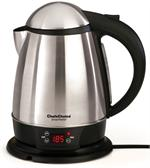Chef's Choice SmartKettle Cordless Temperature Control